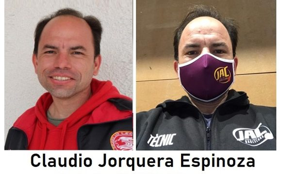 ENTREVISTA CLAUDIO JORQUERA
